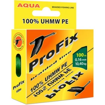 Шнур, Aqua, ProFix Dark-Green, 100 м