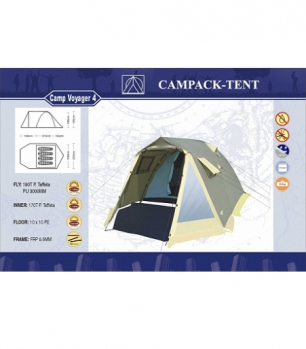 Палатка CAMPACK-TENT Camp Voyager 4