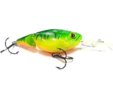 Воблер, Siweida, Jet Bait Magic Fish, 62MF-FL-B30