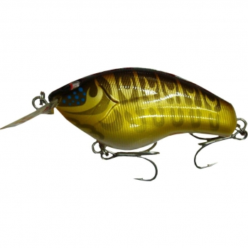 Воблер, YO-ZURI Short Tail Long Cast, 66 мм, F858